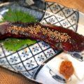 創作焼き魚!鮭の田楽焼き