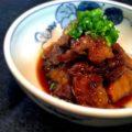 牛すじ肉の煮込み③(3日目-保存方法)